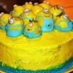 Tort Minionkowy