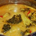 Lekka Tajska Zupa z Cukin...