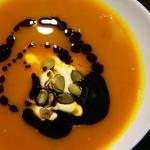 Zupa dyniowa odkryta na n...