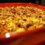 Discomfort food: zapiekan...