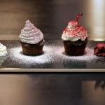 Cupcakes: czekolada+chili...