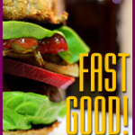 FAST GOOD: Burger z burak...