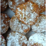 Muffiny z olejem...
