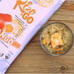 wafle Mango Chutney z mus...