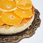 Pomarańczowo- waniliowy...