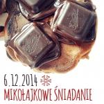 Wspolne sniadanie Mikolaj...