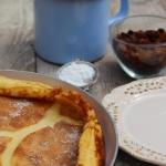Kaiserschmarrn – omlet...