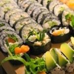 Sushi - nie aż tak...