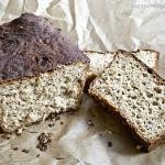 Chleb z maki 3 zboza na z...