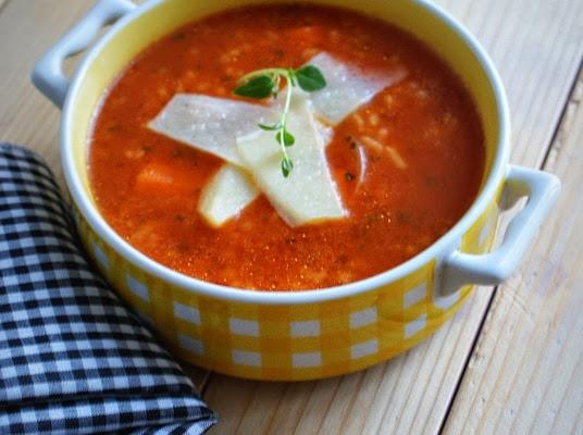 Rondelpl Zupa Pomidorowa Z Ryżem Sys Bez Wysiłku