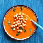 Zupa krem z marchewki...