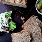Pełnoziarnisty chleb...