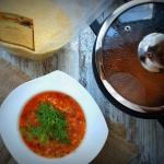 Zupa pomidorowa z malinow...