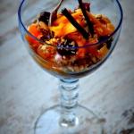 Deser owocowo-lodowy