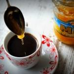 Espresso z miodem na...