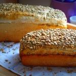 Chleb biały-przepis...