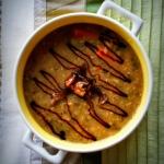 Fasola Mung z grzybami
