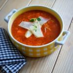Zupa pomidorowa z ryzem S...