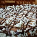 Pyszne ciacho o czekolado...