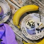 Mini serniczki bananowe...