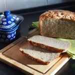 Chleb pszenno-zytni z gar...