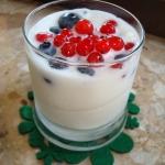 Jogurt mrożony z...
