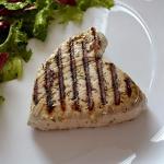Tunczyk z grilla