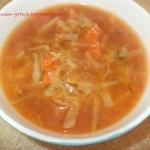 Zupa kapusciana