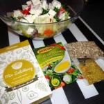 Leniwa salatka z mixem sa...