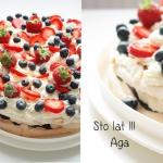 Tort Urodzinowy dla Agi  ...