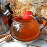 Herbata zielona na przezi...
