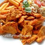 Shoarma z kurczaka