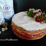 Tort truskawkowy -...
