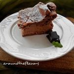 Karpatka czekoladowa
