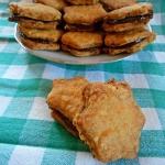 Ciasteczka owsiane z marc...