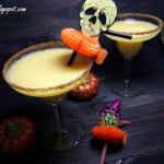 Halloweenowy poncz dyniow...