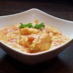 Curry Pomidorowe z Rybą