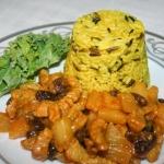 Ogniste Curry z Ananasem