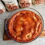 Clafoutis z karmelizowany...