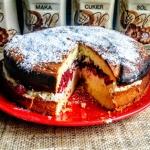 Torta margherita z kremem...