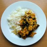 Curry z dynią,...