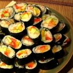 Maki sushi Zuzanki