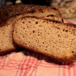 Chleb żytni żurkowy