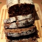 Chleb czekoladowy z...