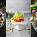 Salatkowe menu na Sylwest...