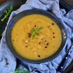 Zupa krem z pora (dieta d...