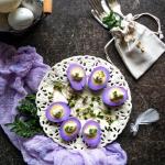 Fioletowe jajka...