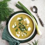 Zupa krem z dymki