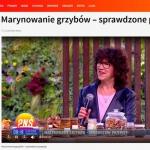 Przetwory z grzybów -...