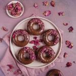 Cynamonowe donuty z...